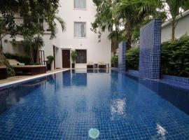 La Rose Boutique Hotel & Spa Phnom Penh Cambodia