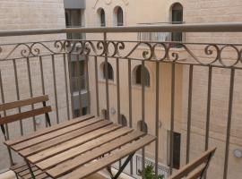 Hotel photo: Cozy Apartment in the Heart of Jerusalem