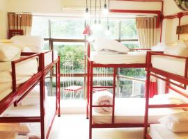 Safe and Sound Hostel Chiang Mai Thailand