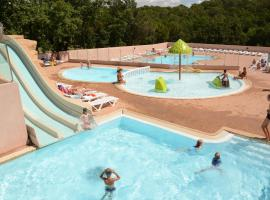 Camping Lou Cantaire Fayence France