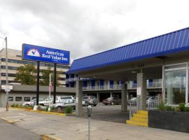 Hotel near Missoula: Americas Best Value Inn Missoula