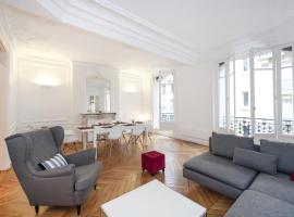 Pick a Flat - Champs Elysees / Laugier Apartment 파리 프랑스