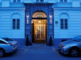 Antiq Palace - Small Luxury Hotels Of The World Ljubljana Slovenia
