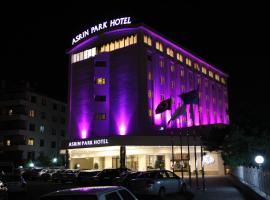 Asrin Park Hotel & Spa Ankara Turkey