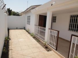 Hotel near Banjul Intl airport : Saul's Apartment