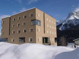 Scoul Youth Hostel Scuol Switzerland