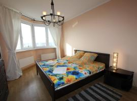 Night City Apartment Khimki Russia