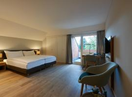 Hotel photo: Parkhotel Wallberg