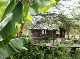 A picture of the hotel: Kiboko Lodge