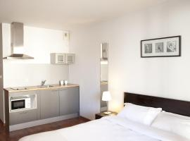 Ruby Suites Quartier Les Halles by Popinns Strasbourg France