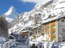 Haus Maryland Zermatt Switzerland