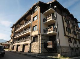 Apartment Vihren New Estate Bansko Bulgária