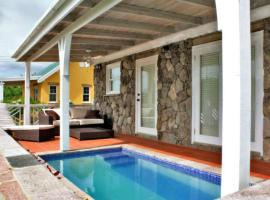 Modern Garden House - With AC & Plunge Pool  Saint Kitts and Nevis