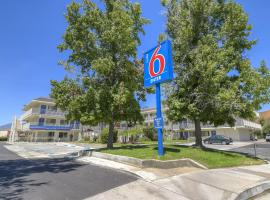 Motel 6 San Bernardino North Serrano Village USA