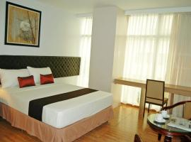 Capitol Central Hotel and Suites Cebu City الفلبين