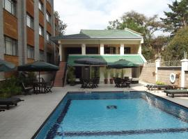 Hamptons Serviced Apartments  Kenya
