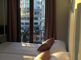 Hostal Gran Via 44 Madrid Spain