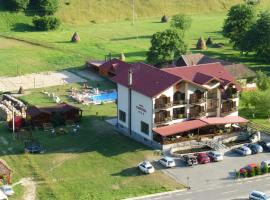 Pension Carpathia Remeţi Romania