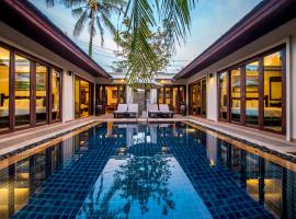 Pai Tan Villas Bang Tao Beach Thailand