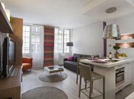 GowithOh Appartement Gît le Coeur パリ フランス