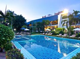 Sunshine Garden Resort Pattaya North Thailand