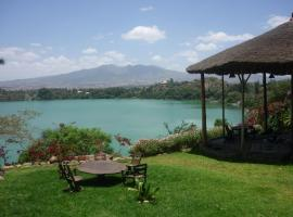 The Babogaya Lake Viewpoint Lodge Debre Zeyit Etiópia