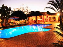The George Hotel Manzini Swaziland