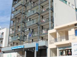 Eleonora Hotel Apartments Larnaca Republic of Cyprus