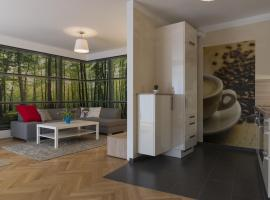 Hotel Photo: Garden Apartment Mariahilferstrasse