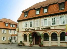 Hotel Photo: Gasthof zur Sonne