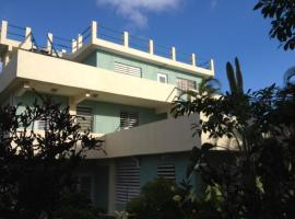 Acacia Guesthouse Vieques פורטו ריקו