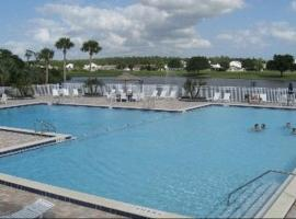 Ventura Golf Club and Southpoint Resort Orlando Florida USA