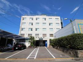 A picture of the hotel: Hotel Chrysantheme Kyoto