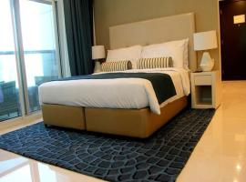 Dubai Apartments - Business Bay - The Cosmopolitan  United Arab Emirates