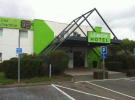 Hotel photo: Lemon Hotel - Tourcoing