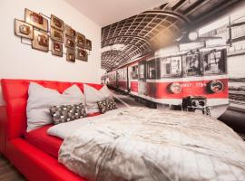 A picture of the hotel: Deluxe Apartment Vienna