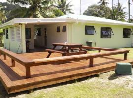 Flame Cottage Rarotonga Cook Islands