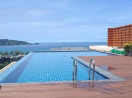 Modern One Bedroom Apartment Sonia Unity II Patong Patong Beach Thailand