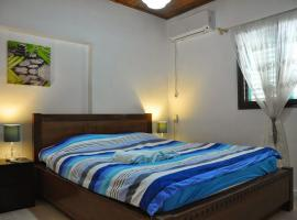 Hotel photo: ArendaIzrail Balcony Apartment - HaGolan Street