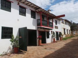 A picture of the hotel: Hospederia Calle Real