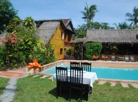 Hotel near  Siem Reap  airport:  Paradise Eco Resort - Siem Reap