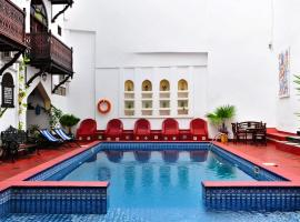 Hotel Photo: Dhow Palace Hotel