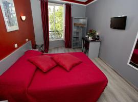 Hipotel Paris Voltaire Bastille Paris France