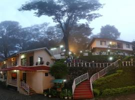 The New Whispering Meadows Munnar Indien