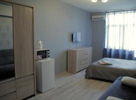 Solo Apartment Dragomanova Kiev Ukraine
