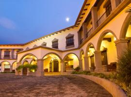 Hotel Photo: Hotel Los Portales