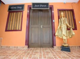Just Duvet Guesthouse George Town Malaisie