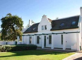Basse Provence Country House Franschhoek South Africa