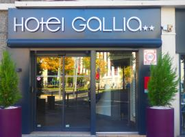 Hotel Photo: Gallia