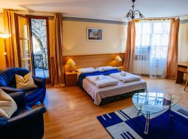 DnD Apartments Buda Castle Budapest Ungarn